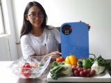 Épurateur portatif multifonctionnel de l'eau de l'ozone pour domestique