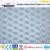 304 316 плита выбитая цветами Checkered декоративная стальная