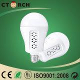 電気不足のために7W有用なCtorhのブランド有料LEDの緊急の球根