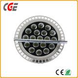 Luz de la bahía del sensor 130lm/W 240W 200W 100W LED de Dimmable de la lámpara del UFO LED Highbay alta