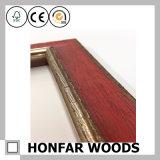 Cadre de tableau rustique en bois solide de cadeau de promotion