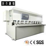 Máquina de corte hidráulica, maquinaria da estaca da placa de aço