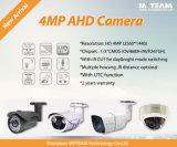Het plafond zet Vandalproof Camera van de Koepel Ahd 3MP 4MP (mvt-AH35) op