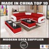 Sofa moderne sectionnel de salle de séjour de modèle neuf (LZ-8001A)