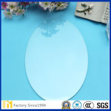 4mm 5mm 6mm 8mm Clear Float Glass Tempered Glass with Round Edge