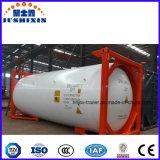 20m 24m3 de GNL de gas criogénico de la OMI contenedor cisterna para la venta