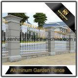 Hot Sale personnalisés panneaux de clôture en aluminium recouvert de poudre pour la décoration de jardin