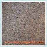 100gsm haché Strand mat de fibre de verre pour l'automobile la garniture de pavillon