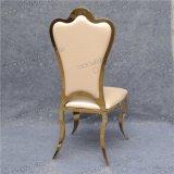 現代食事のシートの装飾のステンレス鋼の椅子のグライド(YCX-SS08)