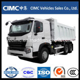 Sino caminhão de descarga do cavalo-força de Cnhtc HOWO Euro2 6*4 336/371 do caminhão