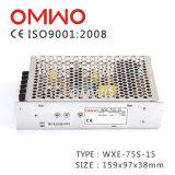 Schalter-Modus-Stromversorgung der AC/DC Stromversorgungen-Wxe-75s-24