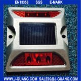 Luz del reflector del ojo de gato, etiqueta de plástico reflexiva del camino (JG-02)