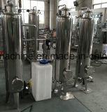 Автоматическое оборудование напитка 3in1 CSD Carbonated заполняя обозначая
