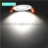 거울같은 3W Dimmable에 의하여 중단되는 순수한 백색 프로젝트 상업적인 LED Downlight