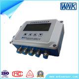 de Slimme Omvormer Met meerdere kanalen van de Temperatuur 4~20mA/profibus-DP, gelijktijdig Output Vier de Signalen van de Temperatuur