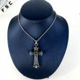 Pendente o mais novo de venda quente da colar dos homens da cruz do vintage do projeto