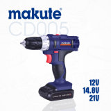 Инструмент Makute Ni-CD беспроводные Сверлильная машина (CD005)