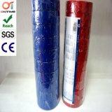 Tipo variopinto nastro elettrico di approvazione di estensione e di RoHS dell'isolamento del PVC con superiore