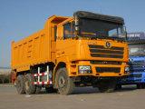 Gebied van de Motor Weichai van de Vrachtwagen van de Stortplaats van Shacman van F2000 6X4 340HP het Euro IV Koude