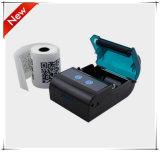 Принтер ярлыка Barcode Bluetooth портативная пишущая машинка Zkc 5804 58mm термально для франтовского приспособления