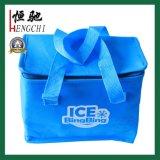 Nonwoven дешевым напечатанный промотированием термально мешок охладителя льда
