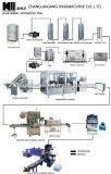 Завершите производственную линию напитка сока подготовляя и заполняя