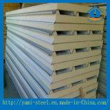 Панель сандвича стены/крыши PU изоляции жары для мастерских очищений