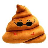 Juguete relleno felpa Emoji Poop Almohada