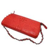 Women Designer Handbag Fashion Embrayages Crocodile Leather Evening Bag