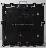 P4.81mm / P5.95mm / P6.25mm al aire libre panel digital LED pantalla de visualización para el área escénica