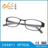 Monocolo di titanio Eyewear (9113-EW) del blocco per grafici di vetro ottici del Pieno-Blocco per grafici leggero variopinto