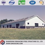 Vorfabriziertes Stahlbauhandelsgebäude für Reitarena