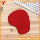 Personalizados promocionais Eco-Friendly gel de silicone Mouse pad de repouso de pulso/Wrister tapete/Mouse-Pad Gel