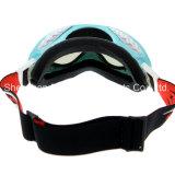 Objektivesnowboard-Skifahren-Schutzbrillen des Reanson Fachmann-OTG Anti-Fog doppelte