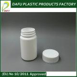 Farmacêutica Farmacêutica HDPE 80ml Plastic Medicine Pill Bottle