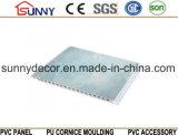 대리석 디자인 PVC 천장, 고품질 싼 가격을%s 가진 PVC 벽면