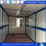 우아한 조립식 콘테이너 집 가벼운 강철 구조물과 샌드위치 위원회를 가진 모듈 건물의 Foldable 콘테이너 집