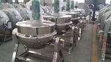 Grueso líquido de calefacción y calefacción eléctrica Jacketed Pot
