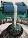 Machine de broderie de lacet de jacquard de fils de coton d'ordinateur