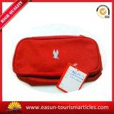 Kundenspezifisches Farben-Leerzeichen-Segeltuch-kosmetischer Beutel für Verkauf