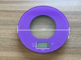 Nova Escala de Weghing Escala doméstica de cozinha doméstica de 5kg