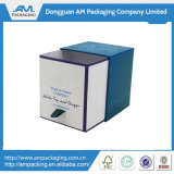 Empaquetado por encargo de la caja de la vela del paquete plano de la caja del cajón del papel del regalo para el reloj o el anillo