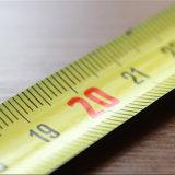 Nastro di misurazione d'acciaio metrico 99-5025 degli strumenti della mano di Newbakers