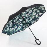 حارّة عمليّة بيع [دووبل لر] [ك] شكل مقبض يعكس مظلة