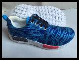 La mode des chaussures d'injection de chaussures de sport chaussures running Sneaker (ST7410-3)