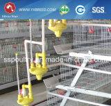 販売のためのエチオピアの層の養鶏場の家禽装置