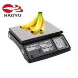 Échelle de calcul Digital de prix usine des prix électroniques de Haoyu pour des fruits