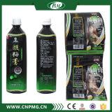 Pvc krimpt het Etiket van de Verpakking van de Omslag voor Fles