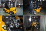 Samuk 2ton Dieselgabelstapler mit Origian Isuzu Motor