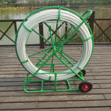 Rouleau à fibre optique à fibre optique à haute résistance en caoutchouc FRP